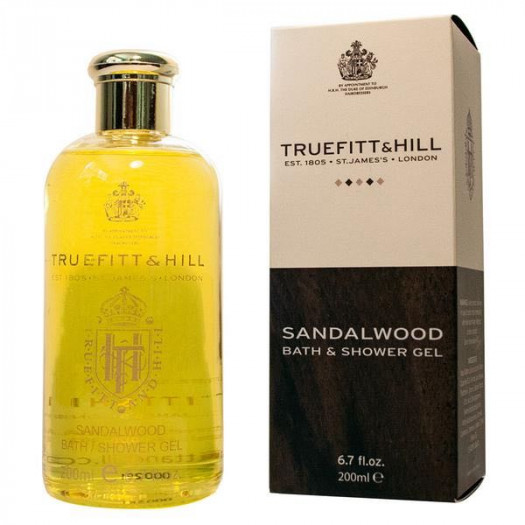 Sandalwood Bath Gel 200ml