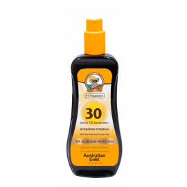 SPF30 Spray Oil with Carrot 237ml
