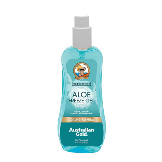 Aloe Freeze Spray Gel 237ml