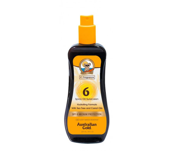 SPF6 Spray Oil With Carrot 237ml