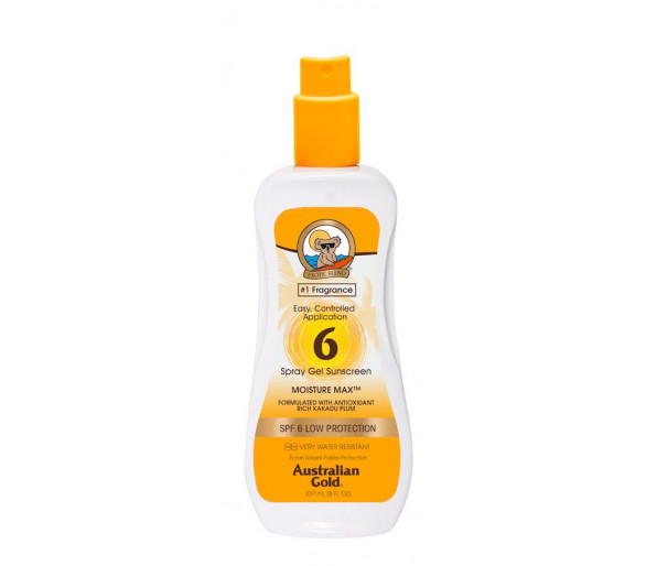 SPF6 Spray Gel 237ml