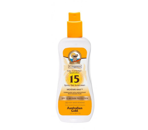 SPF15 Spray Gel 237ml